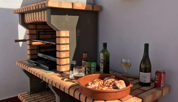Casa Uno - Terrace Barbeque