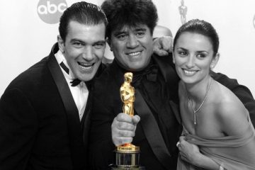 Banderas, Almodóvar and Cruz